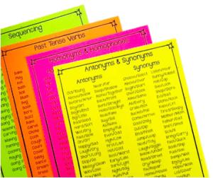 Language Word Lists