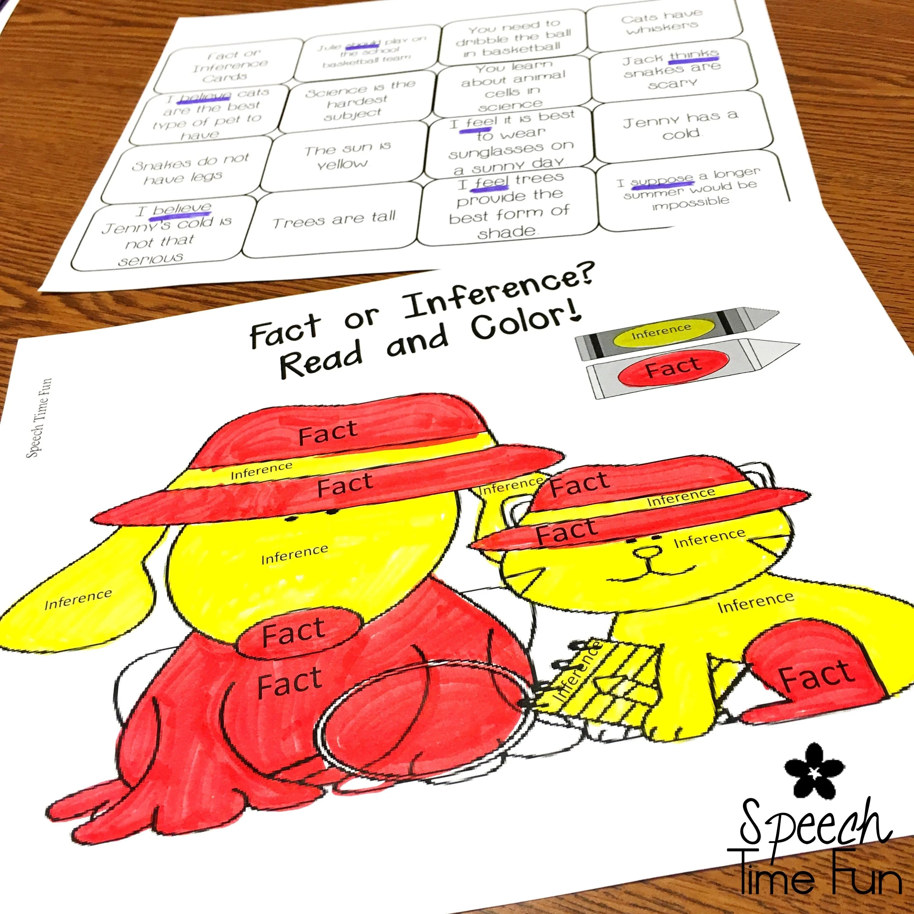 Tips And Tricks For Working On Inferencing In Speech