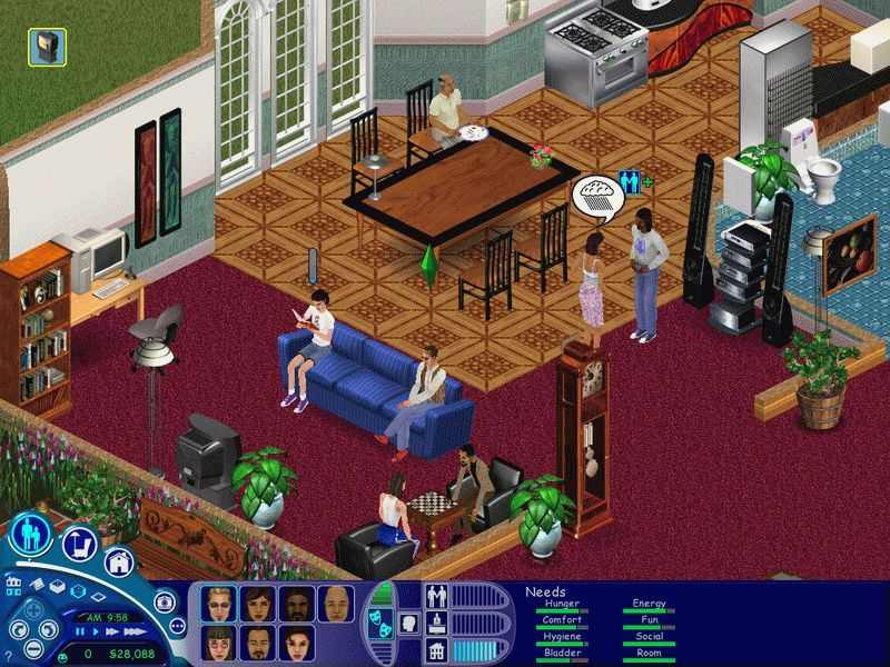 The Sims 1 Game Free Download Full Version For Pc Speednew