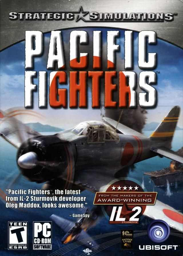 Pacific Fighters Download Free Full Game  SpeedNew