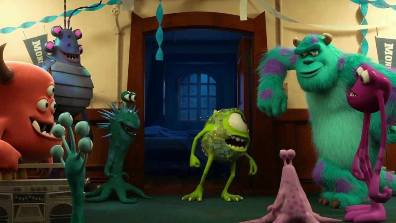 Monster University Wallpaper Hd Monsters Inc Scream Team Download Free Full Game Speed New