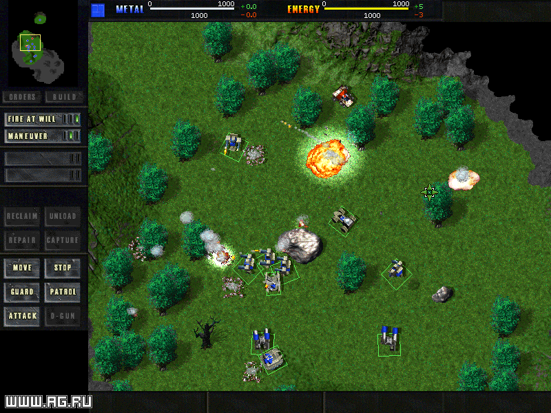 Total Annihilation The Core Contingency Download Free Full Game  SpeedNew