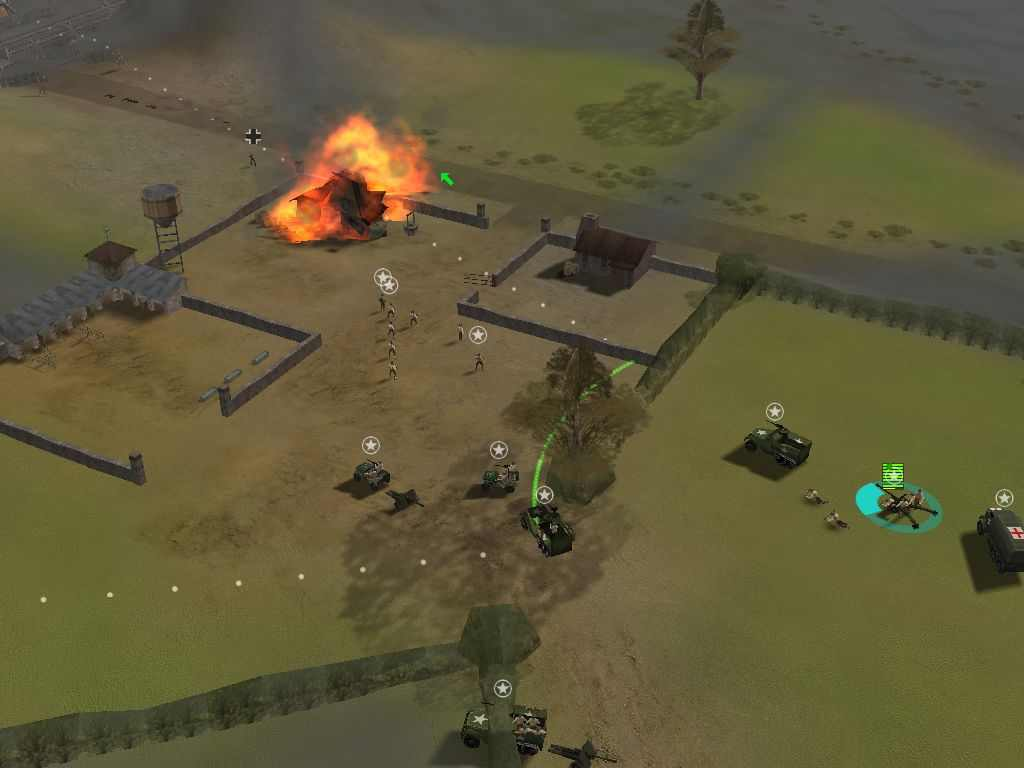 World War 2 Frontline Command Download Free Full Game