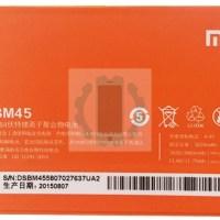 סוללה ל Xiaomi Note 2 BM45