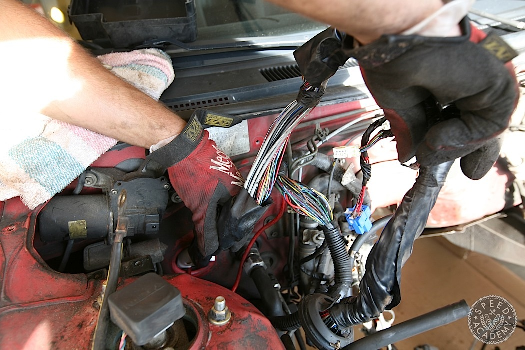Engine Wiring Harness Diagram Sr20det Redtop Wire Harness Wire Harness