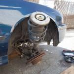 Bmw E39 540i Touring Coilover Install Speed Academy