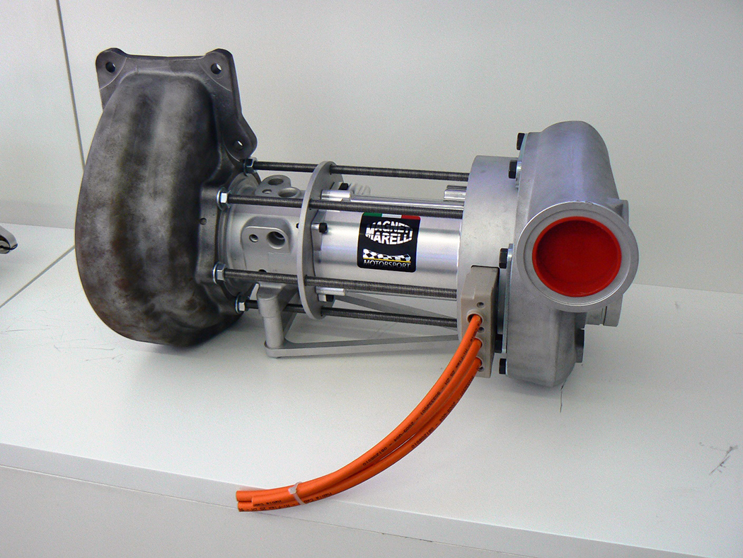 Motor Generator Project