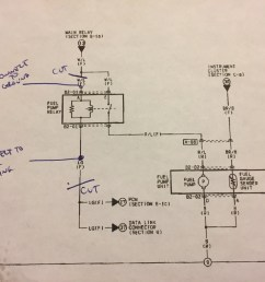 mazda miata 2 4l ecotec swap part 6 wiring wiring wiring speed mix patch le5 wiring diagram  [ 1050 x 788 Pixel ]