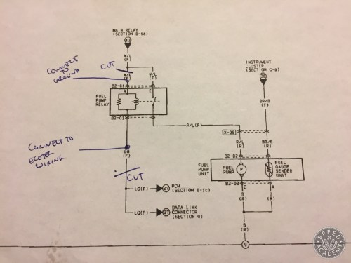 small resolution of mazda miata 2 4l ecotec swap part 6 wiring wiring wiring speed mix patch le5 wiring diagram