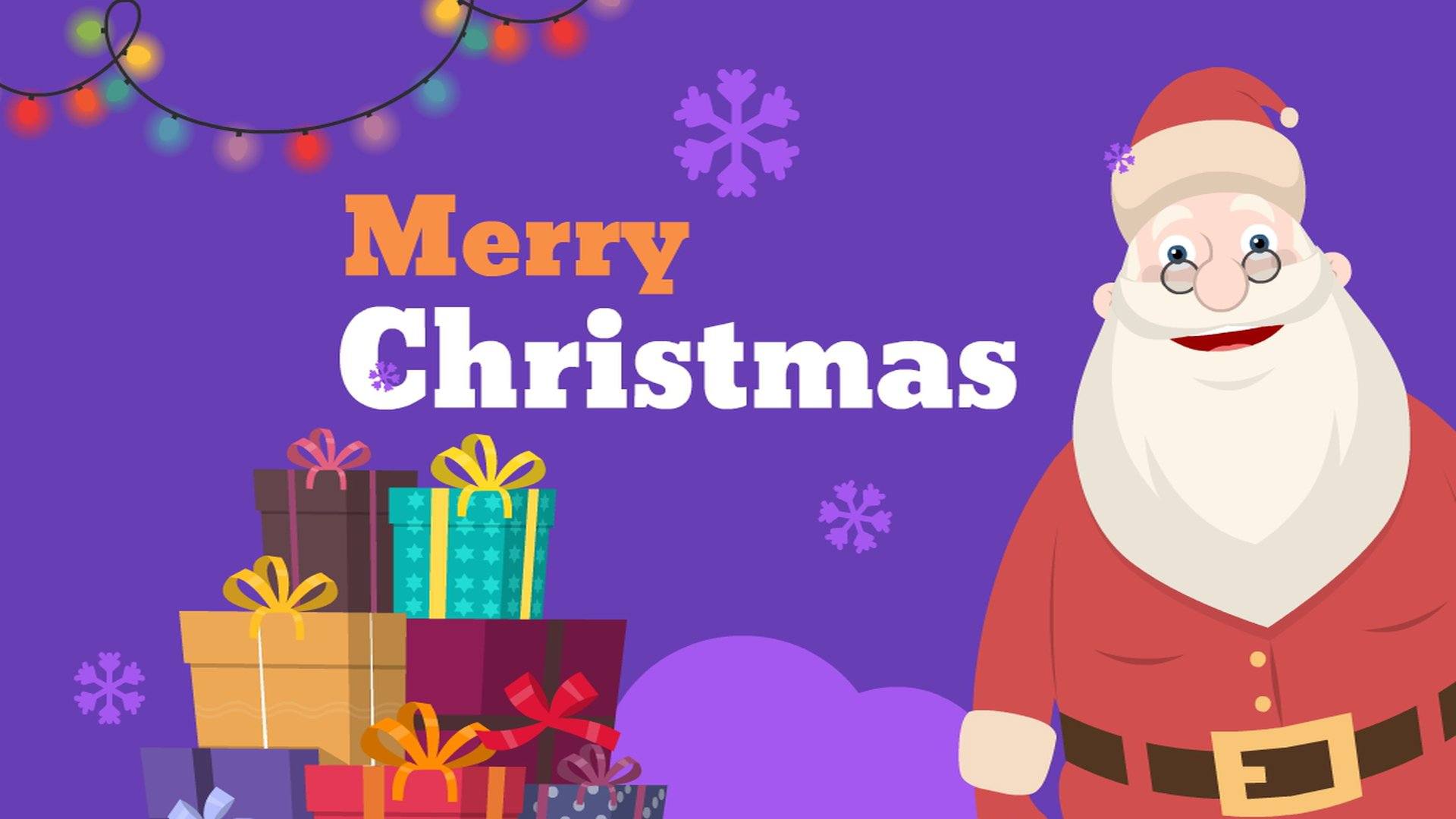 Christmas Video Maker Create your video greeting for free