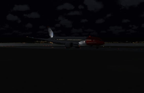DY7142 on the ground.