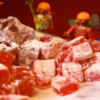 Turkish Delight...the Food of Fairies.