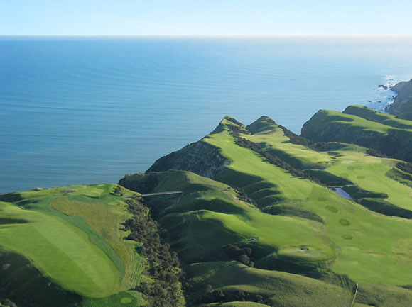 Cape Kidnappers Golf Course Rated Number One in the World (2/5)