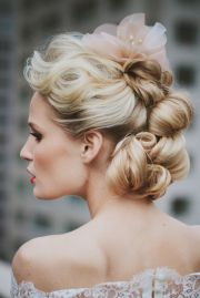 trendy wedding hairstyles 2017