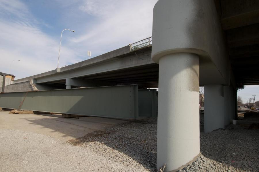 Girder and Bridge Columns