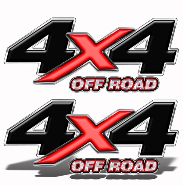 Truck 4x4 Decal