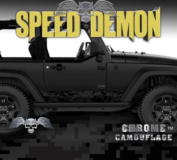 Jeep Side Graphics 1
