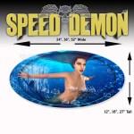 5th Wheel Trailer Graphics Mermaid
