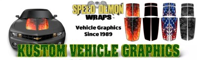 Camaro Racing Stripes Mustang Stripe Kits Challenger Stripes 1
