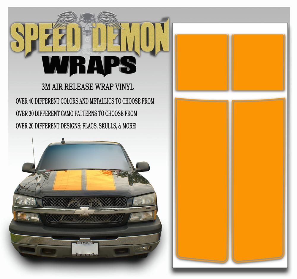 Chevrolet Truck Stripes 9