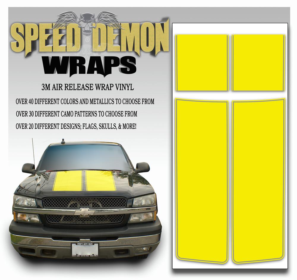 Chevrolet Truck Stripes 6