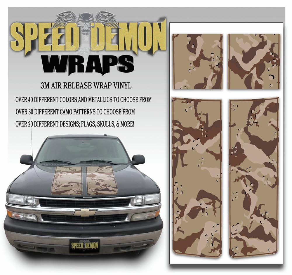 Chevrolet Truck Stripes 3