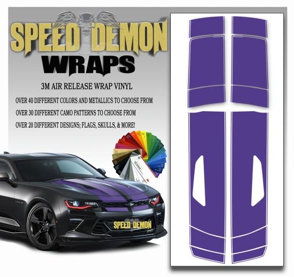 Camaro Stripes 13