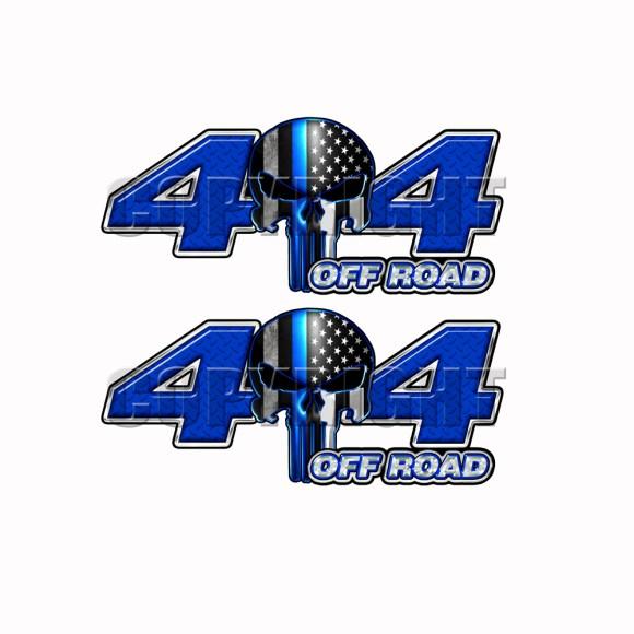 Truck Decals 95
