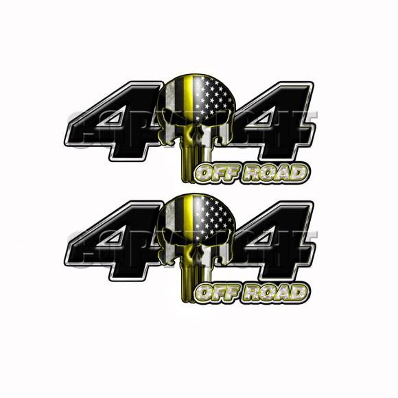 Truck Decals 57