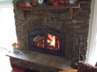 High Efficiency Gas Fireplace Inserts osburn 1100 high