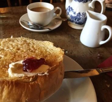 Bath Buns: Brioche à l'anglaise