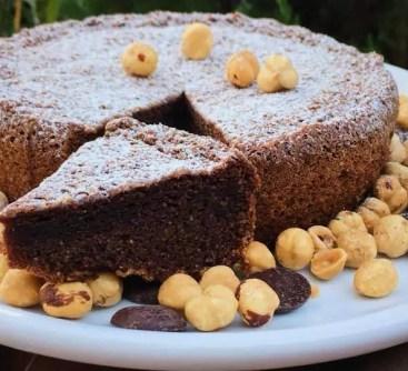 Piemonteser Haselnuss-Torte (ohne Mehl – glutenfrei -)