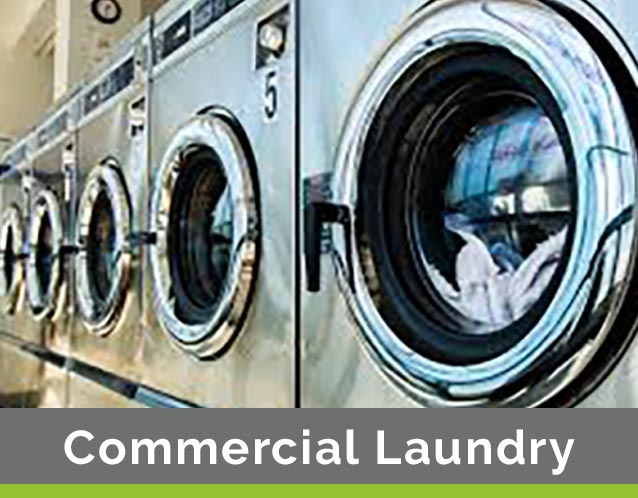 Commercial Laundry Mechanisms