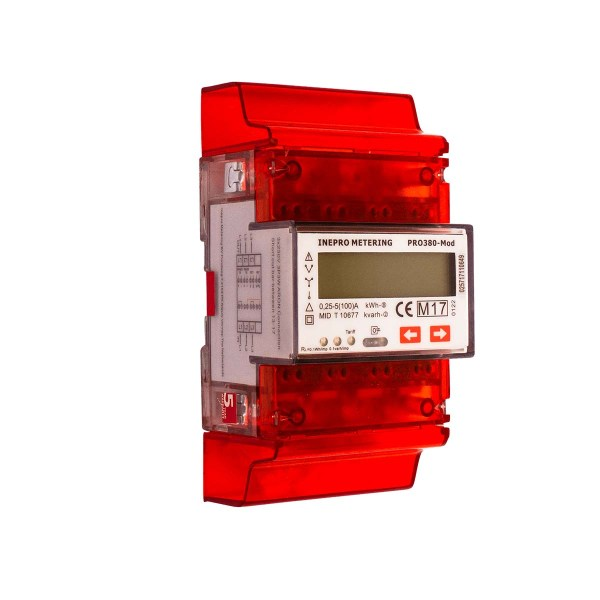 Smart PRO380 Three Phase Energy Meter