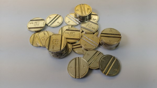Tokens T33 suppliers