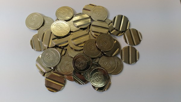 Tokens T37 Bulk Discounts