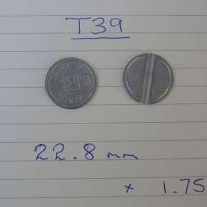 Tokens T39 buy online