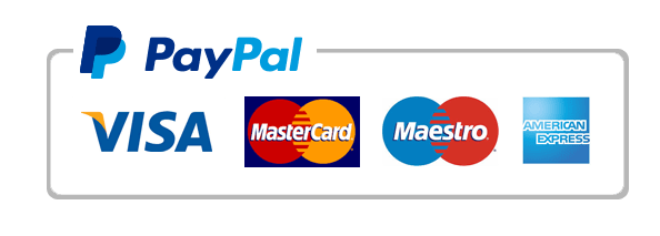 paypal and card payments