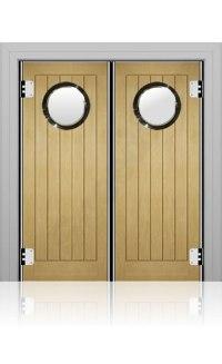 Double Swinging Kitchen Doors  Wow Blog