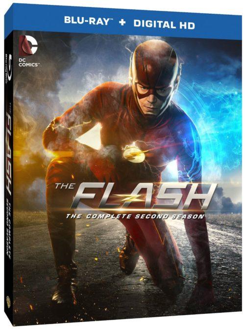 season 2 flash on netflix