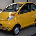Tata Nano Taxi
