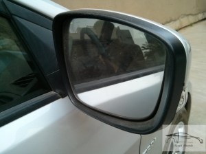 Hyundai verna CRDi 1.4 side mirror