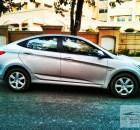 Hyundai Verna 1.4 CRDi side