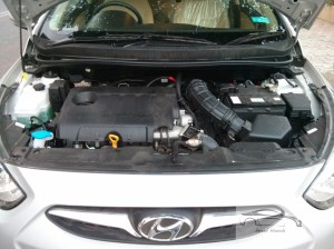 Hyundai verna 1.4 CRDI Engine and Performance