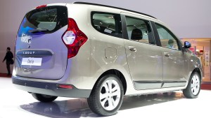 Renault Lodgy rear