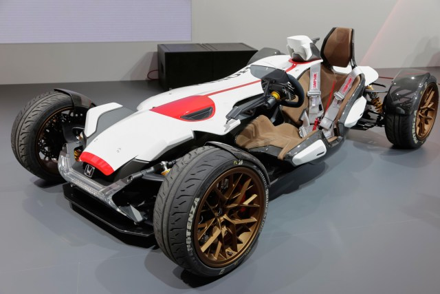 Honda 2&4 2015 Frankfurt motor show