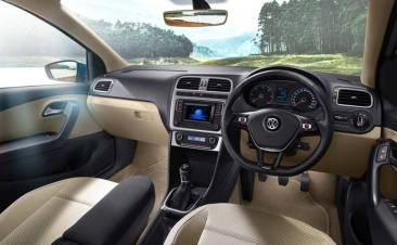 VW Ameo Interior