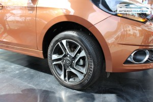 Tata Tigor Diamond Cut Alloys