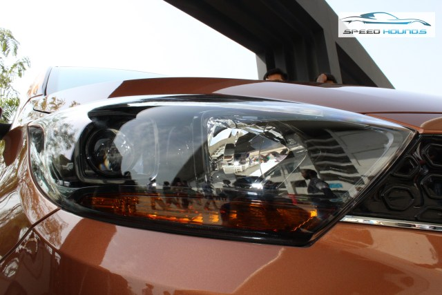 Tata Tigor Smoked Projector Headlamps