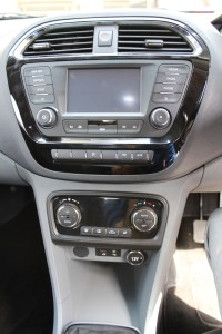 Tata Tigor Center Console
